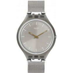 Buy Swatch Women's Watch Skin Regular Skinmesh SVOM100M