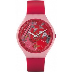 Buy Swatch Women's Watch Skin Regular Skinamour SVOP100