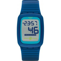 Swatch Unisex Watch Digital Touch Zero Two Electrozero2 SVQN100