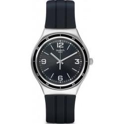 Swatch Men's Watch Irony Big Shiny Black YGS132
