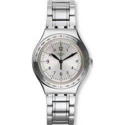 Swatch Unisex Watch Irony Big Silver Joe YGS471G