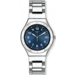 Buy Swatch Men's Watch Irony Big Blue Pool YGS474G