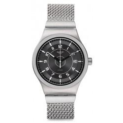 Swatch Unisex Watch Irony Sistem51 Sistem Meche Automatic YIS418M