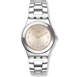 Buy Swatch Women's Watch Irony Medium Puntagialla YLS197G