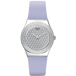 Swatch Women's Watch Irony Medium Lovely Lilac YLS216