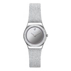 Swatch Women's Watch Irony Lady Sideral Grey YSS337