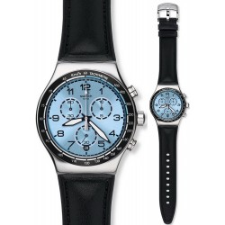 Swatch Men's Watch Irony Chrono Conduit YVS421