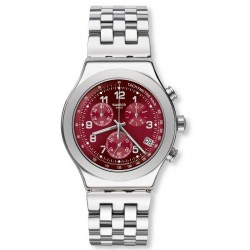 Swatch Unisex Watch Irony Chrono Secret Doc YVS456G