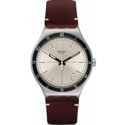 Buy Swatch Men's Watch Irony Big Classic Four Stitches YWS423