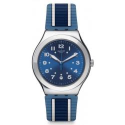 Buy Swatch Men's Watch Irony Big Classic Bluora YWS436