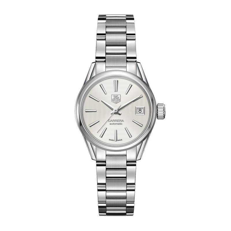 Tag Heuer Carrera Women s Watch WAR2416.BA0776 Automatic 57b005ac6f