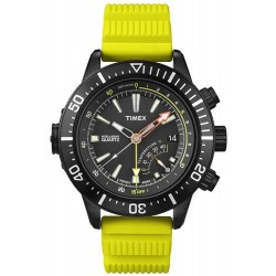 Buy Timex Men's Watch Intelligent Quartz Depth Meter T2N958