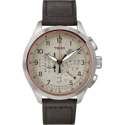Timex Men's Watch Intelligent Quartz Linear Chronograph T2P275