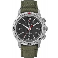 Buy Timex Men's Watch Intelligent Quartz Compass T2P286