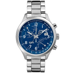 Buy Timex Men's Watch Intelligent Quartz Fly-Back Chronograph TW2P60600