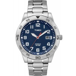 Buy Timex Men's Watch Classic Main Street TW2P61500 Quartz