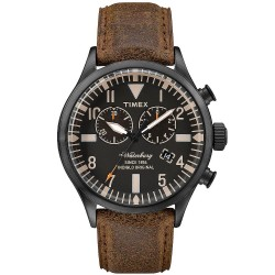 Buy Timex Men's Watch The Waterbury Chronograph Quartz TW2P64800
