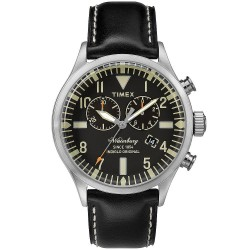 Buy Timex Men's Watch The Waterbury Chronograph Quartz TW2P64900