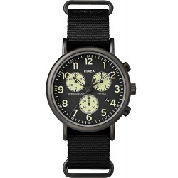 Timex Men's Watch Weekender Chronograph Quartz TW2P71500