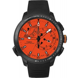 Buy Timex Men's Watch Intelligent Quartz Yatch Racer PRO Chronograph TW2P73100