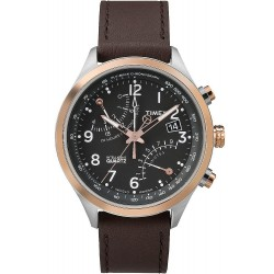 Buy Timex Men's Watch Intelligent Quartz Fly-Back Chronograph TW2P73400