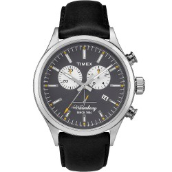 Timex Men's Watch The Waterbury Chronograph Quartz TW2P75500