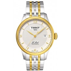 Tissot Men's Watch T-Classic Le Locle Automatic COSC T0064082203700