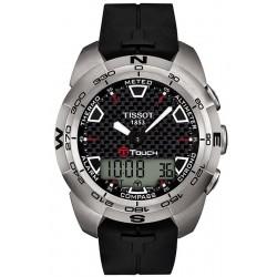 Tissot Men's Watch T-Touch Expert Titanium T0134204720100