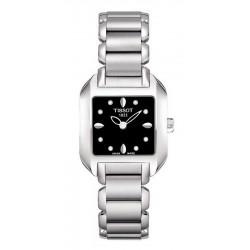 Tissot Women's Watch T-Lady T-Wave T02128554 Quartz