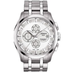 Tissot Men's Watch Couturier Automatic Chronograph T0356271103100
