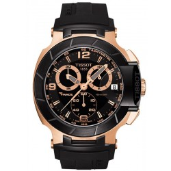 Tissot Men's Watch T-Sport T-Race Chronograph T0484172705706