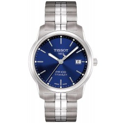 Tissot Men's Watch T-Classic PR 100 Titanium Quartz T0494104404100