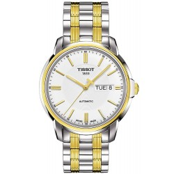 Tissot Men's Watch T-Classic Automatics III T0654302203100