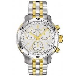 Tissot Men's Watch T-Sport PRS 200 T0674172203101 Chronograph