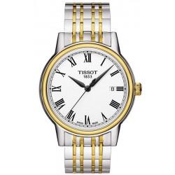 Tissot Men's Watch T-Classic Carson Quartz T0854102201300