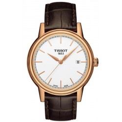 Tissot Men's Watch T-Classic Carson Quartz T0854103601100