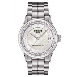 Tissot Women's Watch Luxury Powermatic 80 T0862071111100