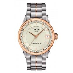 Tissot Women's Watch T-Classic Luxury Powermatic 80 T0862072226101