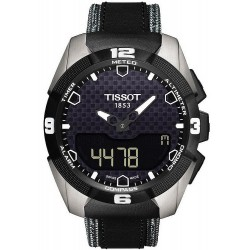 Tissot Men's Watch T-Touch Expert Solar Titanium T0914204605101