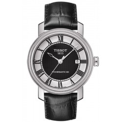Buy Tissot Men's Watch Bridgeport Powermatic 80 T0974071605300