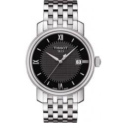 Tissot Men's Watch T-Classic Bridgeport Quartz T0974101105800