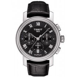 Buy Tissot Men's Watch Bridgeport Automatic Chronograph Valjoux T0974271605300