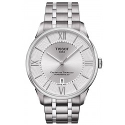 Buy Tissot Men's Watch Chemin Des Tourelles Powermatic 80 T0994071103800