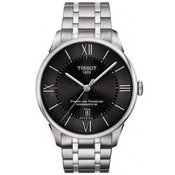 Tissot Men's Watch Chemin Des Tourelles Powermatic 80 T0994071105800