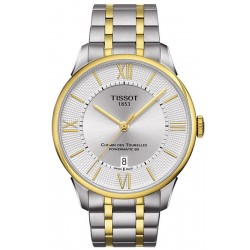 Buy Tissot Men's Watch Chemin Des Tourelles Powermatic 80 T0994072203800