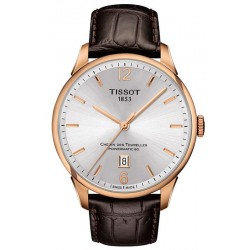 Buy Tissot Men's Watch Chemin Des Tourelles Powermatic 80 T0994073603700