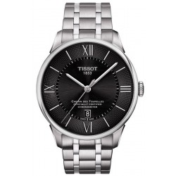 Buy Tissot Men's Watch Chemin Des Tourelles Powermatic 80 COSC T0994081105800