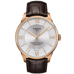 Buy Tissot Men's Watch Chemin Des Tourelles Powermatic 80 COSC T0994083603800