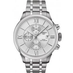 Tissot Men's Watch Chemin des Tourelles Automatic Chronograph T0994271103800