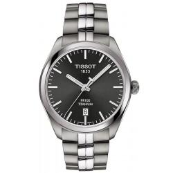 Tissot Men's Watch T-Classic PR 100 Titanium Quartz T1014104406100